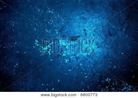 Blue Grunge