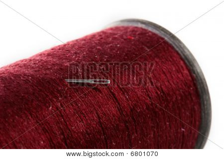 Darkly Red Threads