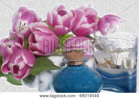 Oil Picture Body Care