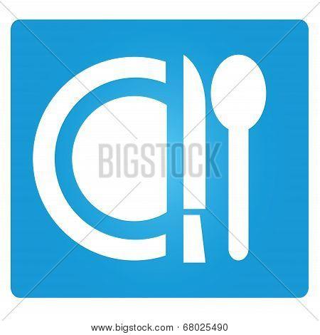restaurant, cuisine symbol