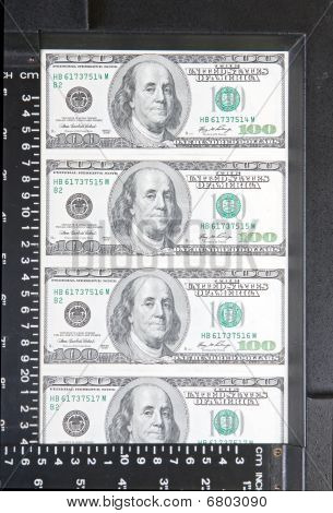 series banknotes