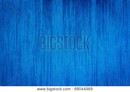 Concrete Blue Wall Texture Grunge Background