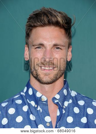 LOS ANGELES - JUL 08:  Andrew Walker arrives to the Hallmark's