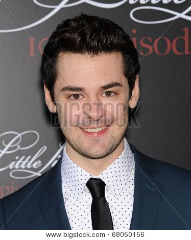 LOS ANGELES - MAY 31:  Brendan Robinson arrives to the