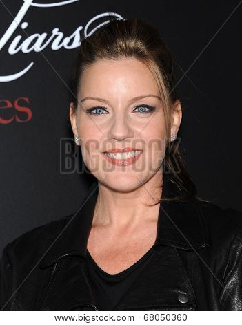 LOS ANGELES - MAY 31:  Andrea Parker arrives to the