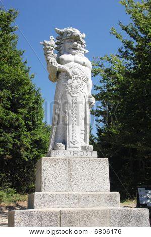 Radegast Statue
