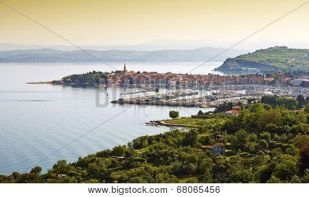 Coast Town Izola