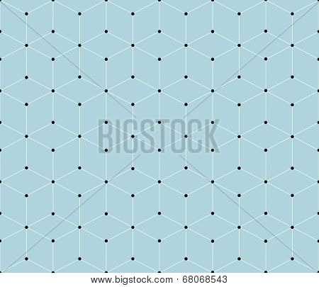 seamless modern geometric pattern background