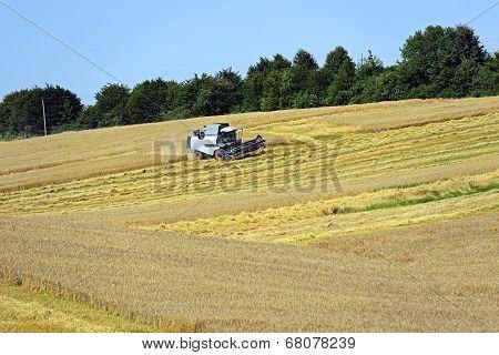 Harvester Trucks