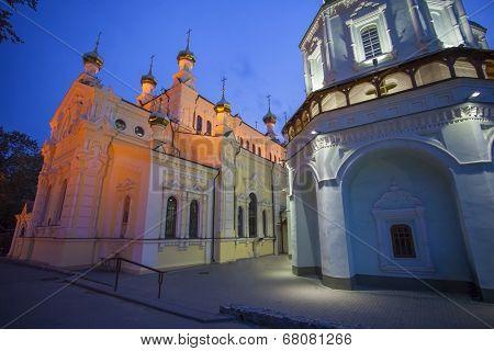 St  Basil s Cathedral at night.
