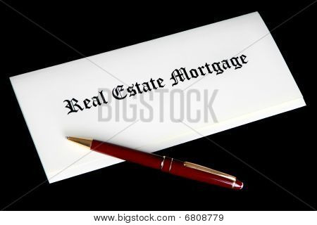 Real Estate Mortgage Document