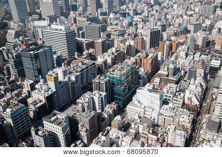 Tokyo Citiscape