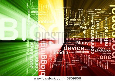 Flag Of Benin Blog