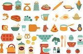 foto of recipe card  - Food icons and illustrations  - JPG