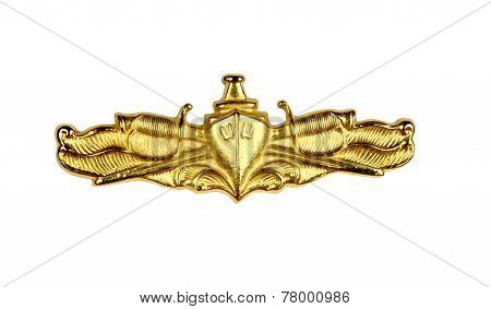 Surface Warfare Pin