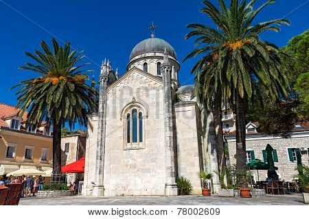 Ortodox Church Of St. Michael The Archange, Herceg Novi, Montenegro