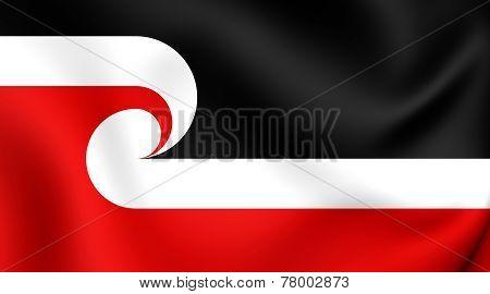 Maori Flag