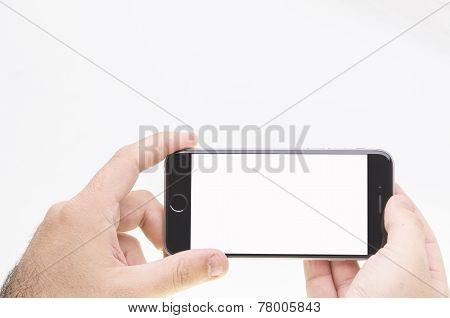 Blank Iphone 6