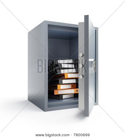 open Safe folder