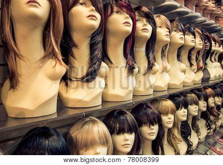 Wigs Shop