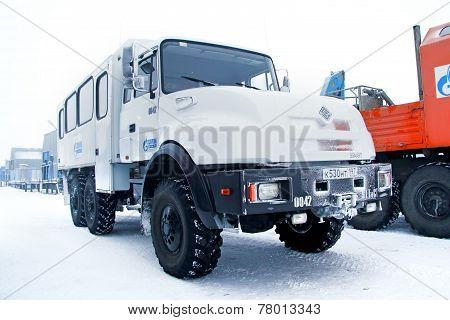 Ural 32551