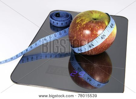 Symbolic image for weight loss