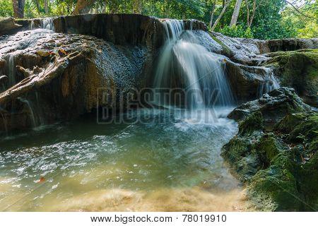 Waterfall Chet Sao Noi