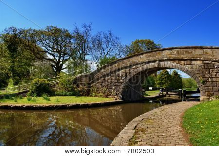 Bridge No 1 On The Lancaster Canal