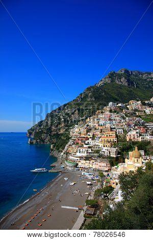 Town of Positano
