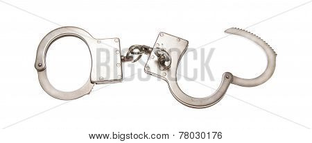 Cuffs Crime Law Security Jail