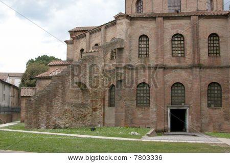 Galla Placidia Mausoleum, Ravenna