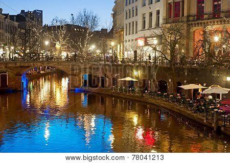 Utrecht Old Town