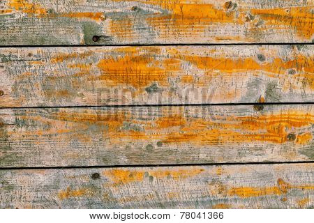 Vector Realistic Old Wooden Background