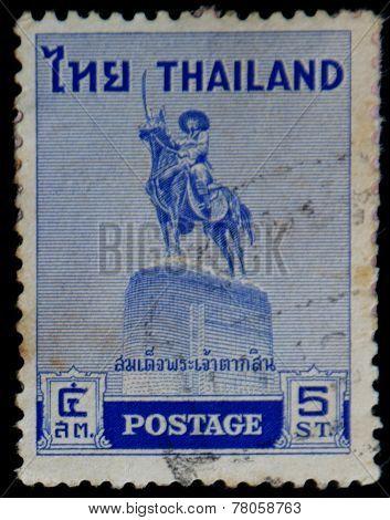 Postage Stamp Thailand
