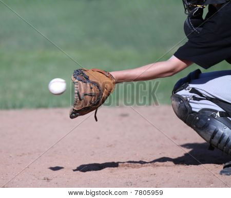Making The Catch