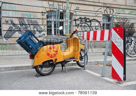 Oldtimer Scooter