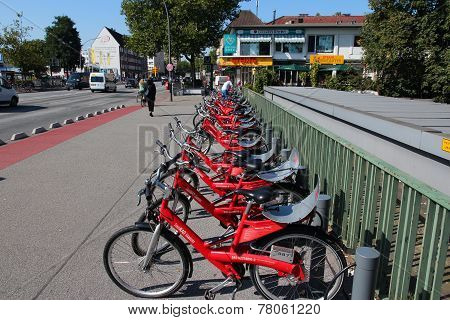 Hamburg Bicycles