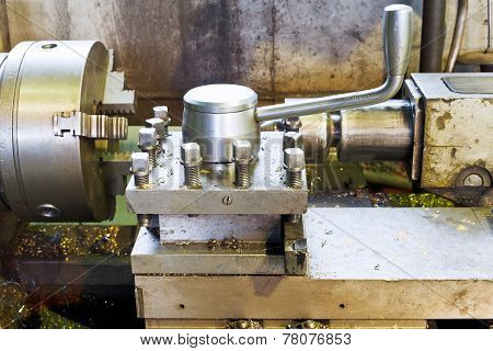 Spindles Of Metalworking Lathe Machine