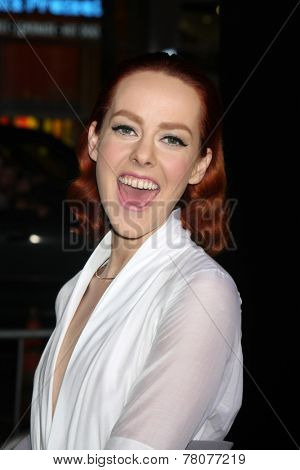 LOS ANGELES - DEC 10:  Jena Malone at the