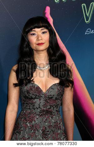 LOS ANGELES - DEC 10:  Hong Chau at the