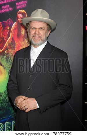 LOS ANGELES - DEC 10:  John C. Reilly at the
