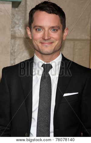 LOS ANGELES - DEC 9:  Elijah Wood at the