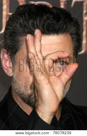 LOS ANGELES - DEC 9:  Andy Serkis at the