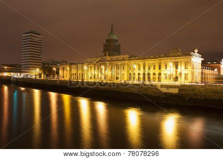 Dublin Custom House