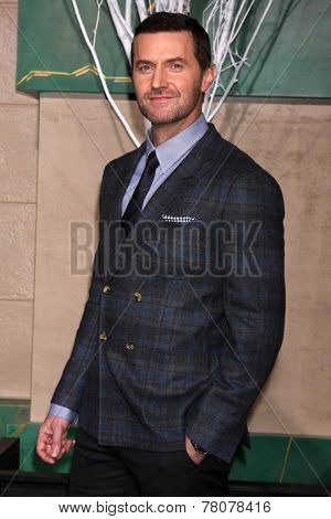 LOS ANGELES - DEC 9:  Richard Armitage at the