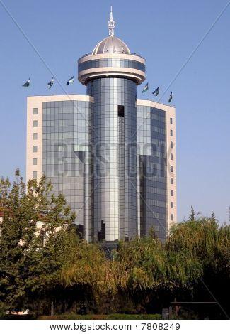 Tashkent Association Of Banks Building 2007