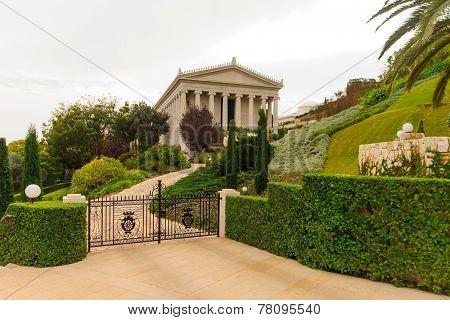 The Bahai Gardens, Haifa