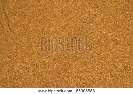 Yellow Orange Sand Texture