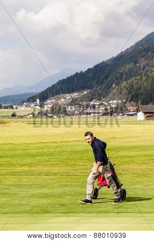 Austrian Golf Course