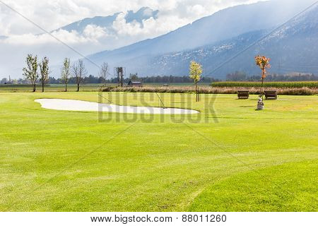 Austria Golf Course